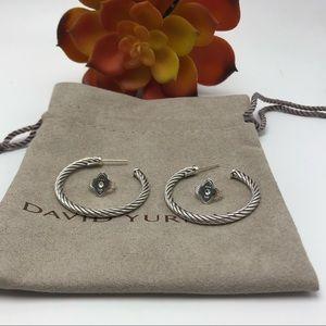 David Yurman Cablespira Earrings